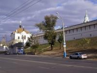 Astrakhan, church НикольскаяTrediakovsky st, church Никольская