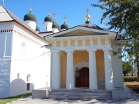 阿斯特拉罕, 教堂 КирилловскаяTrediakovsky st, 教堂 Кирилловская