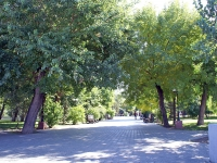 阿斯特拉罕, 公园 Братский садикTrediakovsky st, 公园 Братский садик