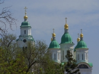 Astrakhan, kremlin Пречистенские ворота (Колокольня)Trediakovsky st, kremlin Пречистенские ворота (Колокольня)