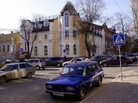 Astrakhan, Kirov st, house 24А. office building