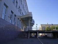 Astrakhan, Kirov st, house 25. post office