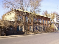 Astrakhan, Kirov st, house 58. Apartment house