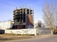Astrakhan, Kirov st, house 84 к.1. building under construction