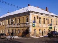 Астрахань, улица Эспланадная, дом 27. многоквартирный дом