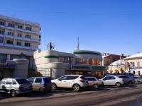 Астрахань, улица Ахматовская, дом 14. многофункциональное здание