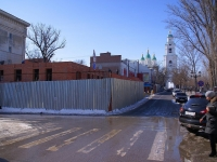 Astrakhan, Sovetskaya st, house 4. building under construction