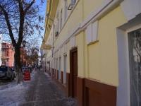 Astrakhan, multi-purpose building Персидское торговое подворье, памятник архитектуры, Sovetskaya st, house 10