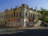 Astrakhan, st Krasnogo znameni, house 12. Apartment house