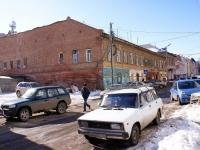 Astrakhan, st Krasnogo znameni, house 14. Apartment house