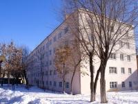 阿斯特拉罕, 宿舍 АГМА, №2, Kommunisticheskaya st, 房屋 9Б