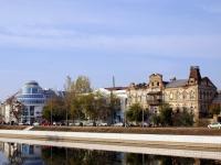 Астрахань, улица Коммунистическая, дом 21. гостиница (отель)