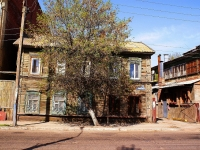 Astrakhan, Kommunisticheskaya st, house 25. Apartment house