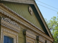 Astrakhan, Kommunisticheskaya st, house 30. Apartment house