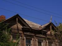 Astrakhan, Kommunisticheskaya st, house 31. office building