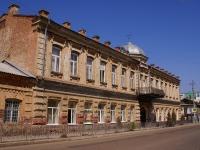 Астрахань, школа №6, улица Коммунистическая, дом 35