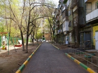 Astrakhan, Kommunisticheskaya st, house 60. Apartment house