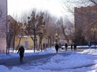 Astrakhan, Kommunisticheskaya st, public garden