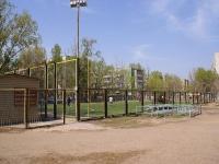 Астрахань, улица Коммунистическая, стадион