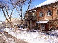 Астрахань, многоквартирный дом Индийское торговое подворье, памятник архитектуры, улица Володарского, дом 14Б