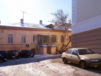 Astrakhan, Volodarsky st, house 22. Apartment house with a store on the ground-floor
