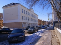 neighbour house: st. Volodarsky. multi-purpose building