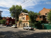 Astrakhan, Shelgunov st, house 3. Apartment house