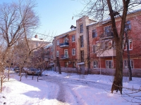 Astrakhan, Chernyshevsky st, house 1. Apartment house