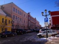阿斯特拉罕, Chernyshevsky st, 房屋 6. 管理机关