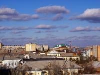 Astrakhan, Chernyshevsky st, house 9. multi-purpose building