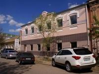 Astrakhan, Kuybyshev st, house 6. office building