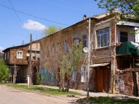 Astrakhan, Kuybyshev st, house 28. Apartment house