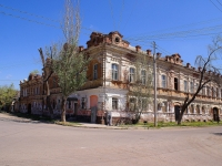 Astrakhan, Kuybyshev st, house 38. Apartment house
