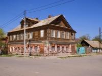 Astrakhan, Kuybyshev st, house 41. Apartment house
