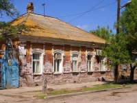 Astrakhan, Kuybyshev st, house 45. Private house