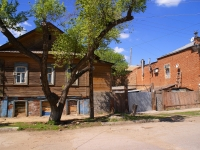 Astrakhan, Kuybyshev st, house 57. Apartment house