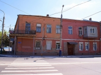 Astrakhan, Kuybyshev st, house 63. Apartment house