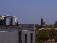 Astrakhan, Kuybyshev st, house 65. office building