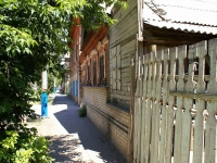 Astrakhan, Kuybyshev st, house 72. Apartment house