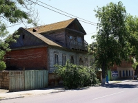 Astrakhan, Kuybyshev st, house 76. Apartment house