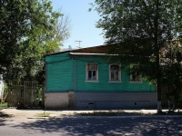 Astrakhan, Kuybyshev st, house 80. Apartment house