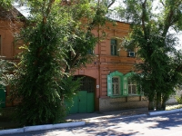 Astrakhan, Kuybyshev st, house 86. Apartment house