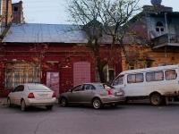 Астрахань, улица Красная набережная, дом 14. многоквартирный дом