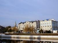 Astrakhan, Krasnaya naberezhnaya st, house 21. polyclinic