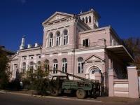 Astrakhan, sample of architecture Дом купца Шелехова, Krasnaya naberezhnaya st, house 45
