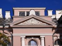 Астрахань, памятник архитектуры Дом купца Шелехова, улица Красная набережная, дом 45