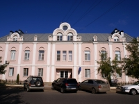 Astrakhan, Krasnaya naberezhnaya st, house 49А. office building