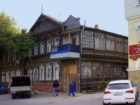Астрахань, улица Красная набережная, дом 68. многоквартирный дом