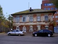 Astrakhan, Krasnaya naberezhnaya st, house 78. Apartment house