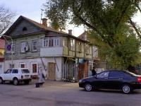 Астрахань, улица Красная набережная, дом 80. многоквартирный дом